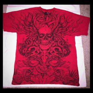 Hybrid double sided Graphics T-Shirt!
